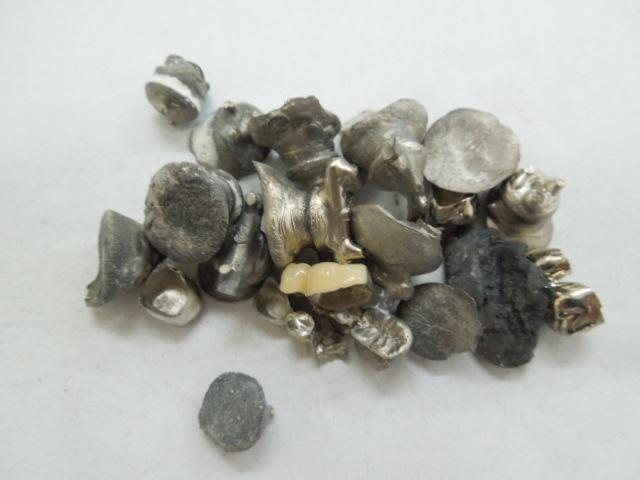 鋳造金属インゴット合金・ボタン