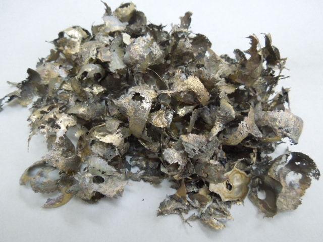 鋳造金属 バリ・キャスト屑