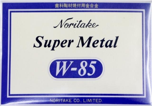 ノリタケの歯科用金属材料