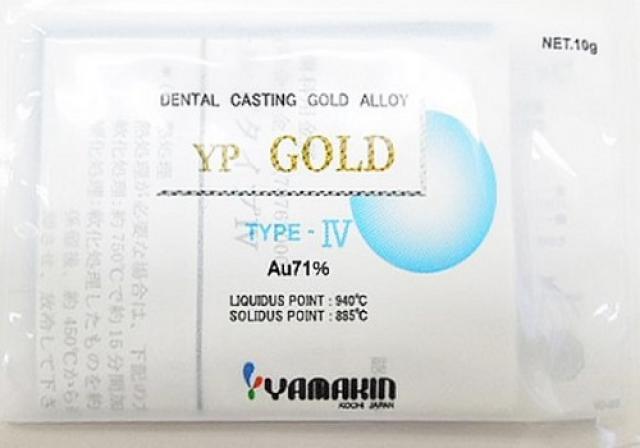 YP GOLD タイプⅣ